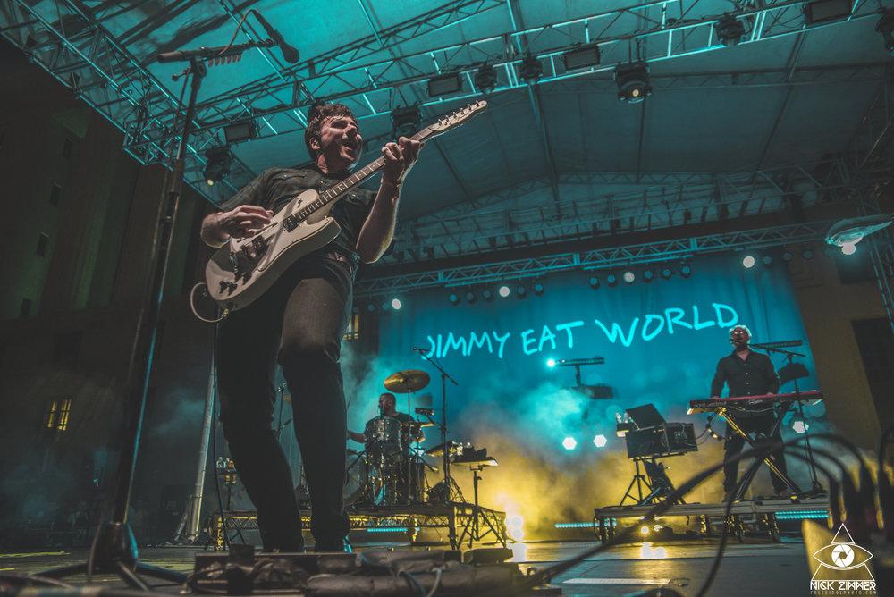 Jimmy Eat World   Live On The Green   Nashville, TN