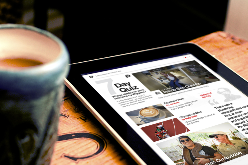 bbc news for tablet design makes me blush