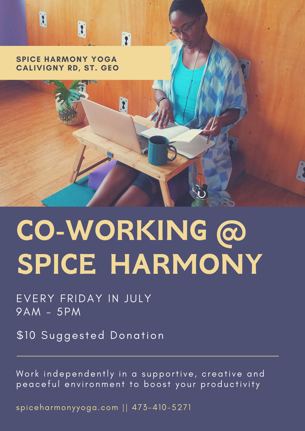 Co-working @ Spice Harmony.jpg