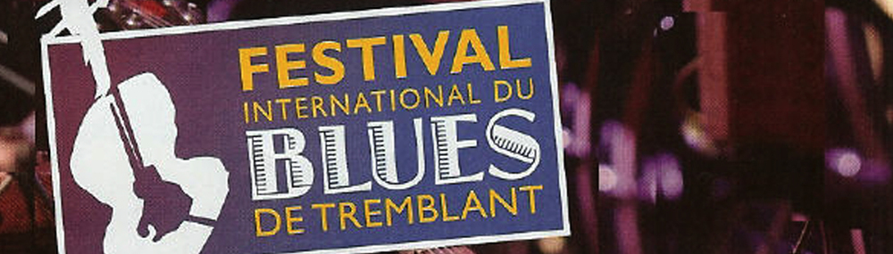 Tremblant Blues Festival Magazine 2005