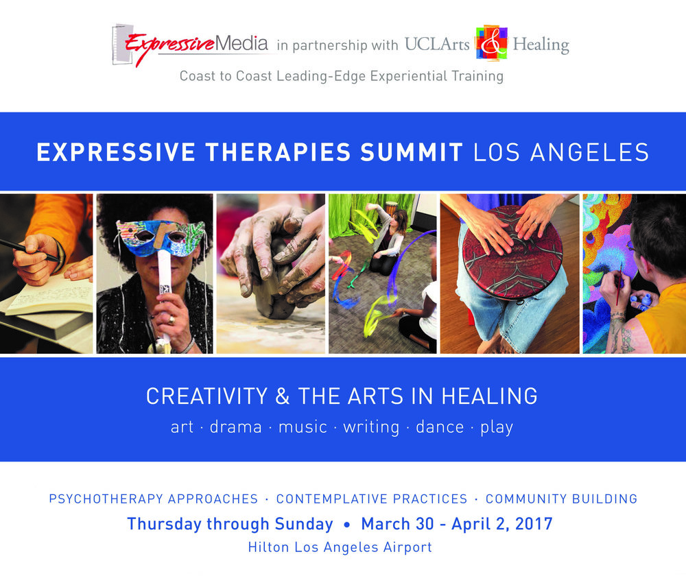 Expressive Therapies Summit Los Angeles