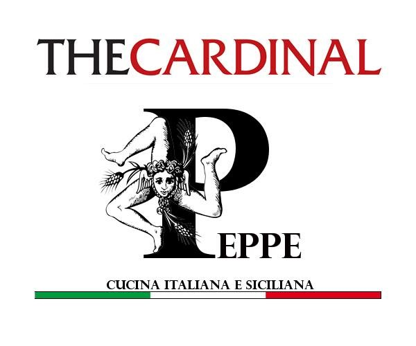 The Cardinal Kingston and Peppe restaurant wine bar Italian sicilian cucine