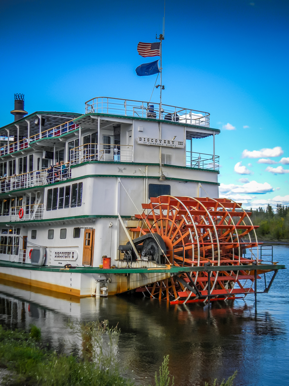 Riverboat Discovery