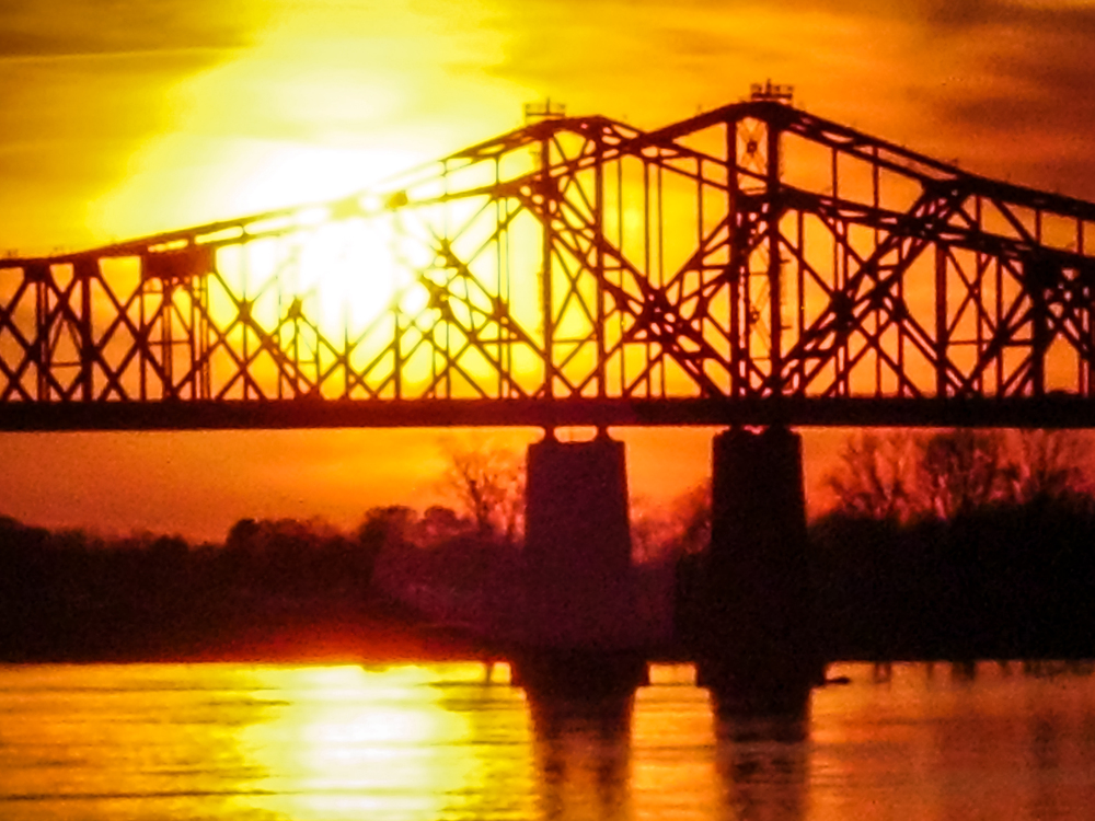 Mississippi River Bridge