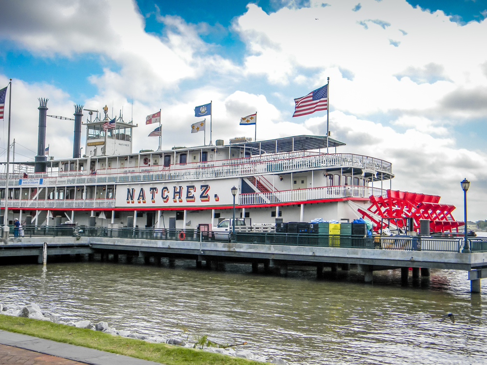 Steamboat Natchez River Cruise