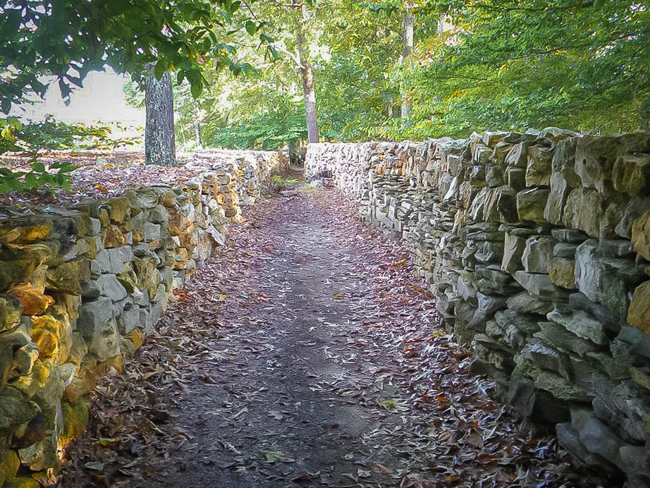 Stone Wall 150 yards East of mm 338