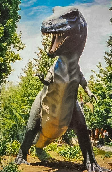 Dinosaur Museum in Vernal Utah