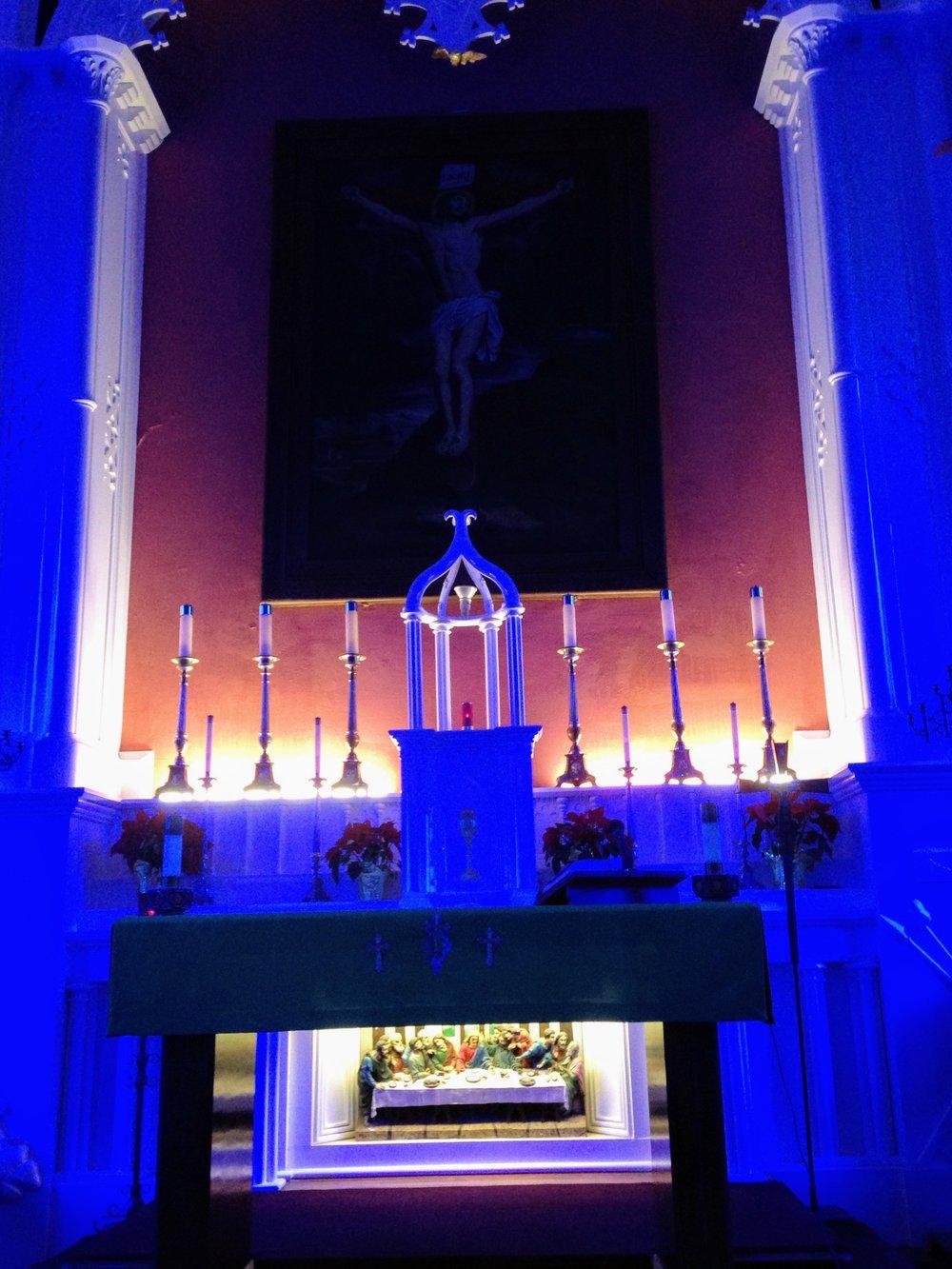 Port Gibson Catholic Church