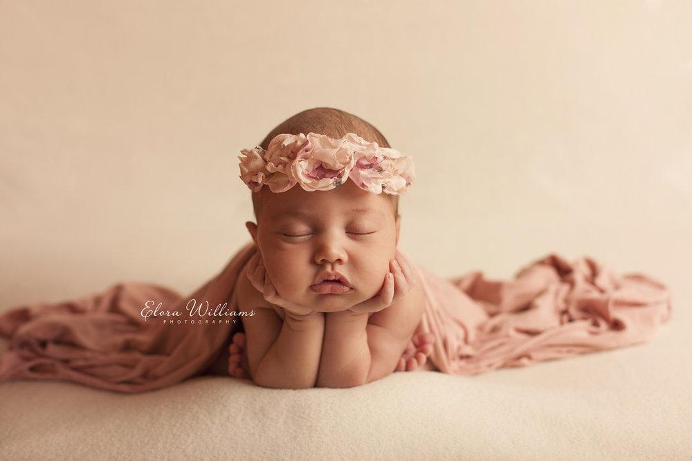St Catharines Newborn Photographer  |  Elora Williams Photography