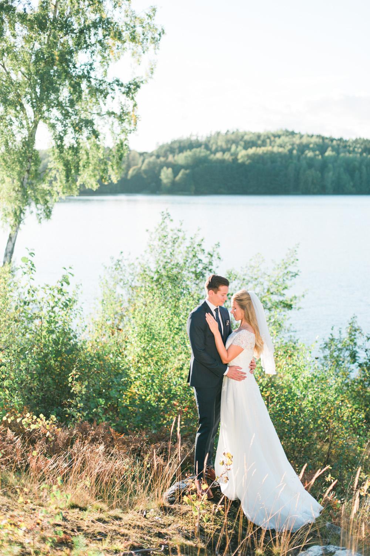 Johannah & Fredrik - Vidbynäs Gård, Nykvarn