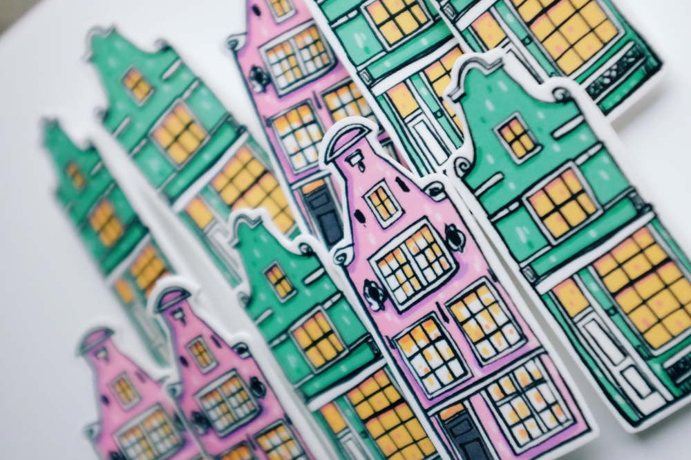 amsterdam house brooches by andsmile