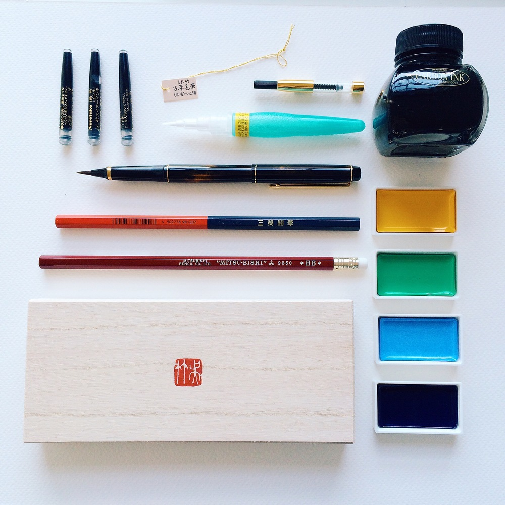 art supplies by andsmile