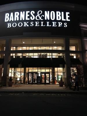 Barnes & Noble Burlington, MA