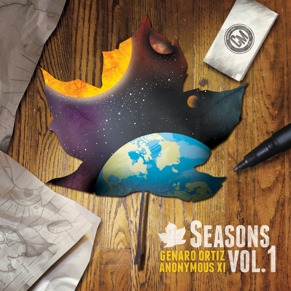 seasons vol.1 cover