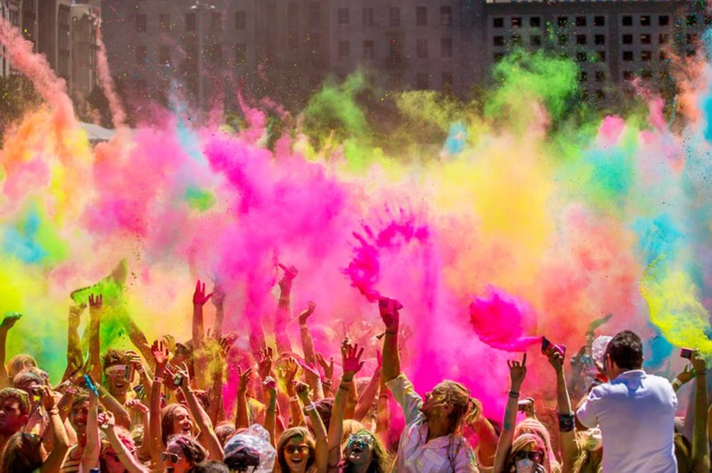 Sweet 27 to host Holi Festival in the Dell! -