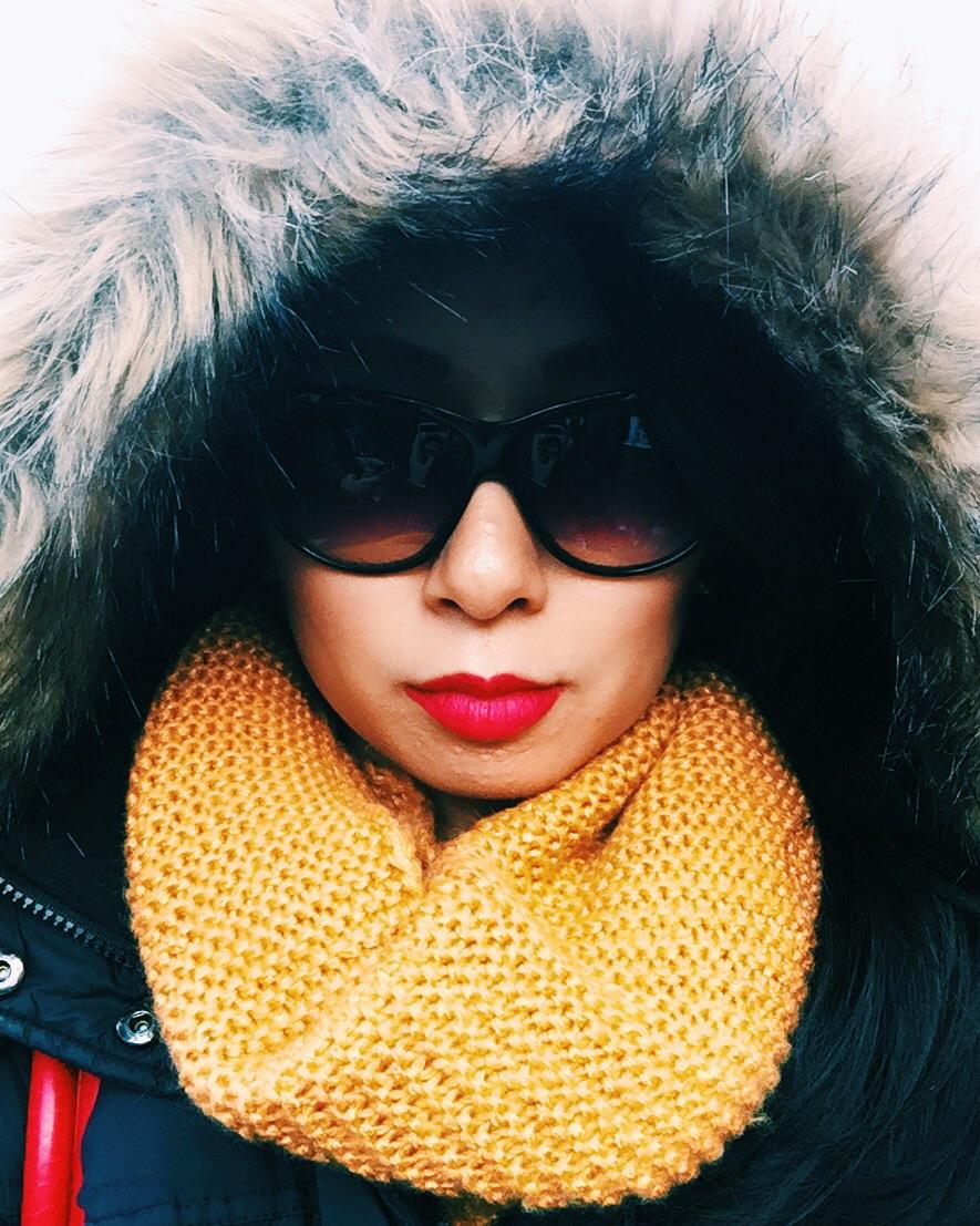 Eskimo Lady