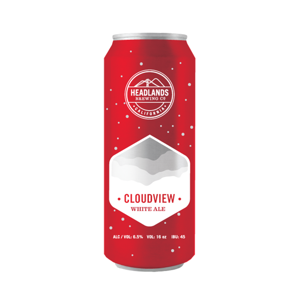Headlands Brewing Co. Packaging  A seasonal collaboration between Headlands Brewing Co. and Whole Foods Market.