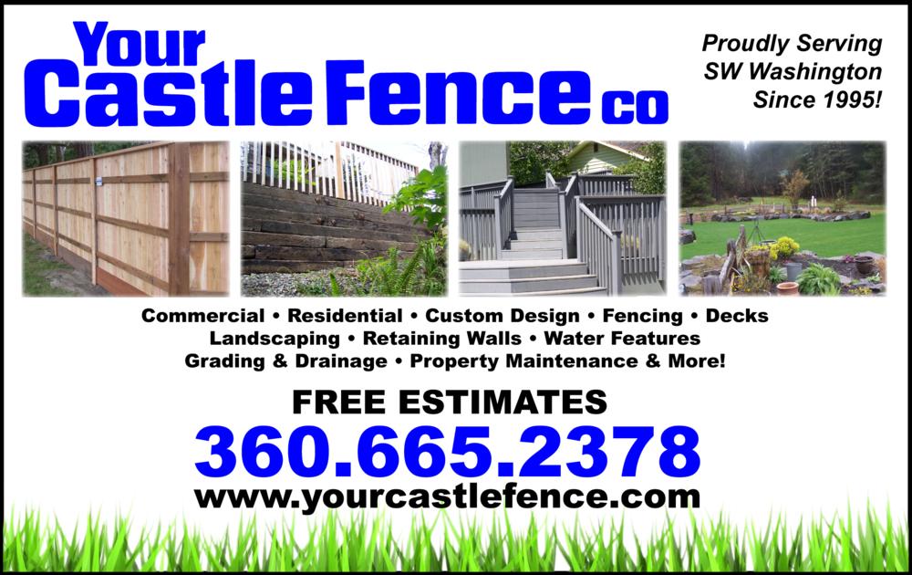 Your Castle Fence Co