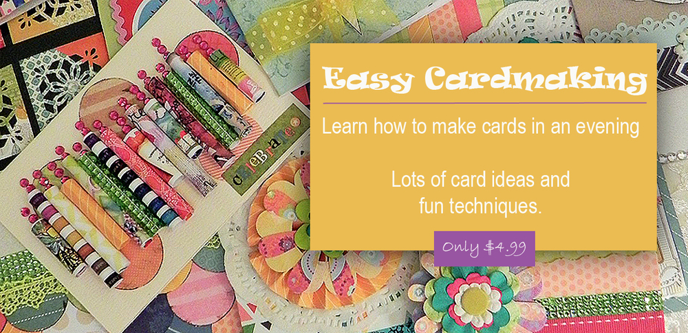 The Ultimate Guide to Handmade Cards - A Card Making Extravaganza: A Step-by-Step Guide to Card Making Techniques