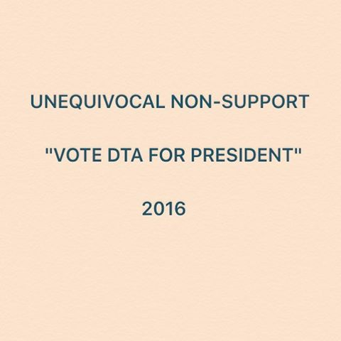 """""""The fallout continues."""" #DTA #donttrustanyone #donttrustanyoneforpresident #learnthehardway #dtaposse"""
