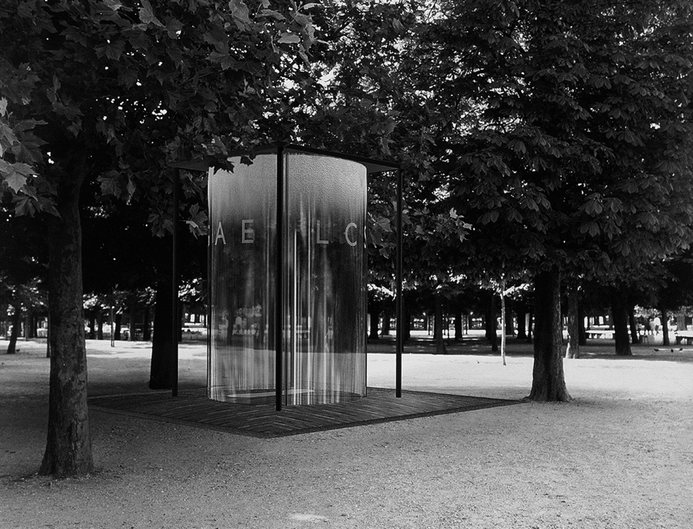 Jardin des Tuileries, Paris, France, 1993 — Sylvain Dubuisson