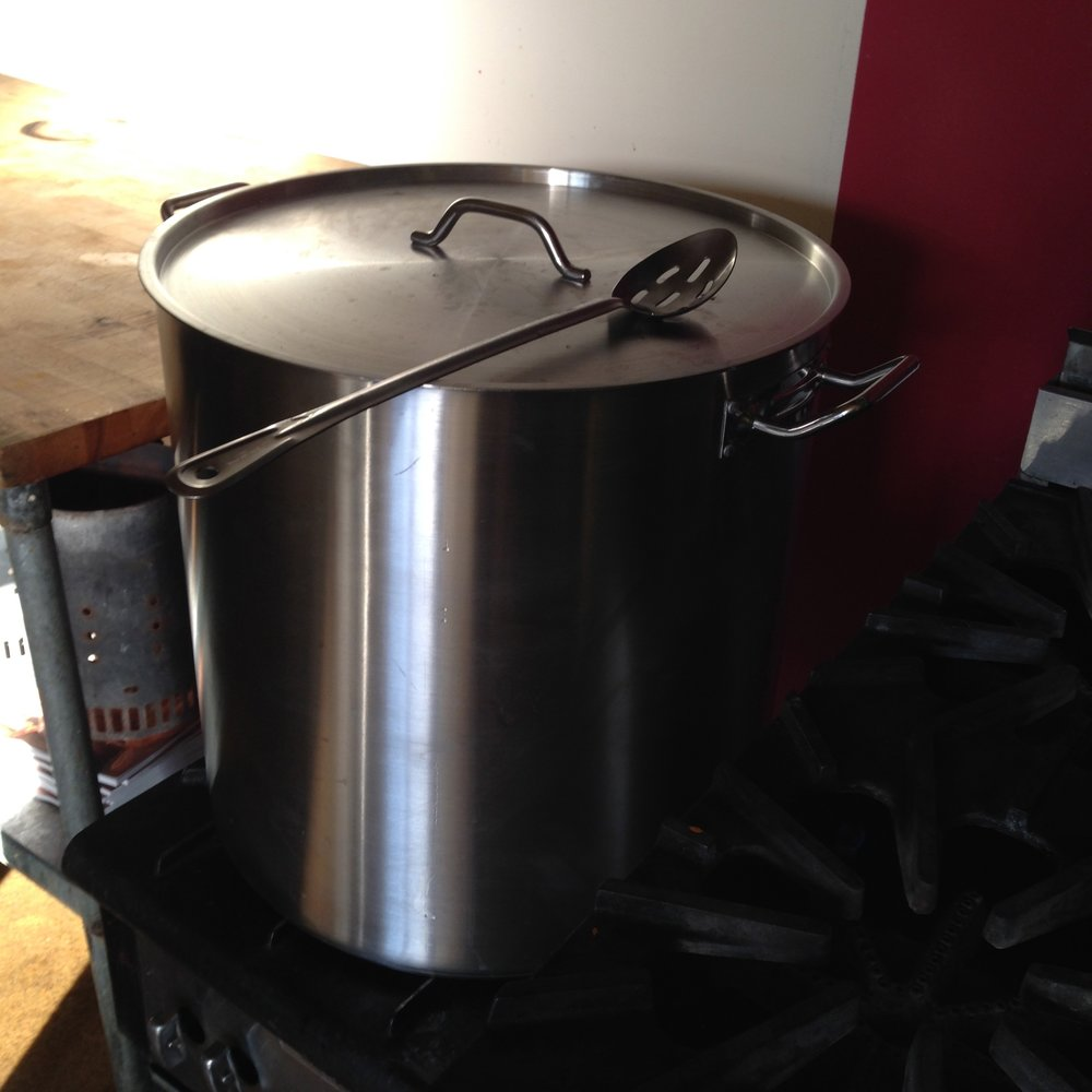Barnraiser: Help Fund Kitchen Witch Bone Broth   Cooking Light, May 11, 2015