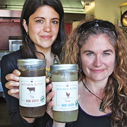 Kitchen Witch Bone Broth   Good Times Santa Cruz, June 17, 2015