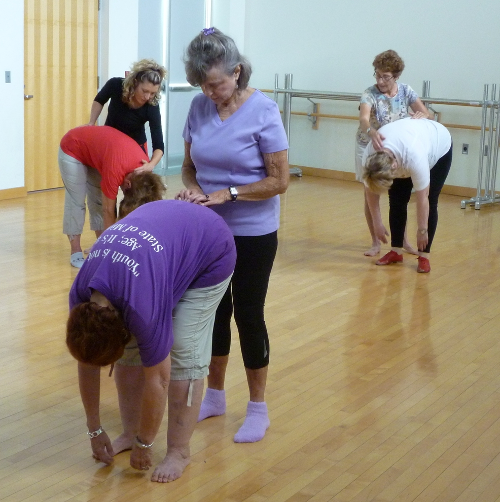 Mature Moving Me   class at Mesa Arts Center
