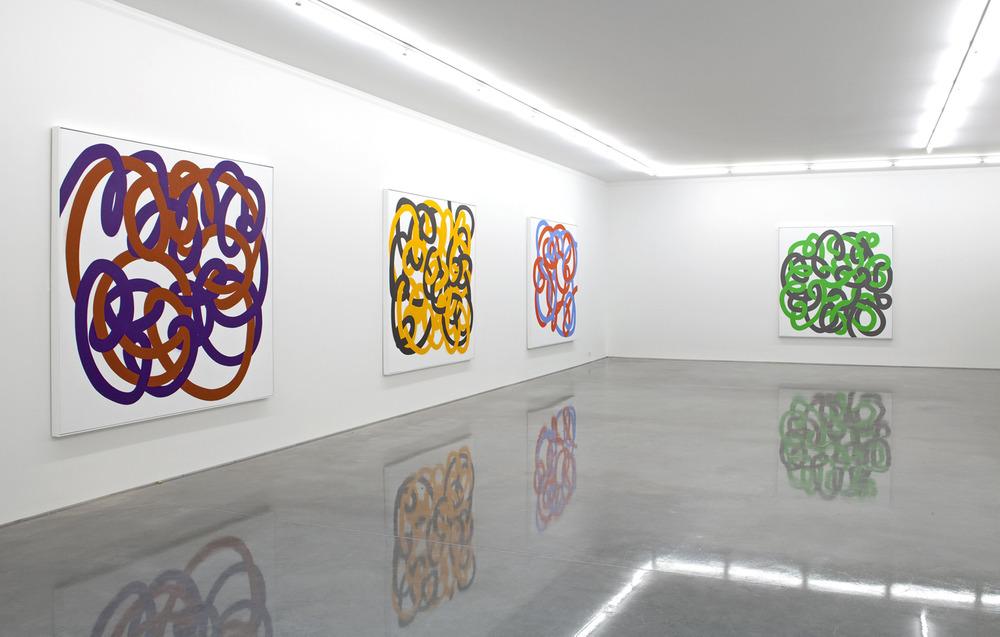 'Gemma Smith' 2013  Sarah Cottier Gallery, Sydney Installation view