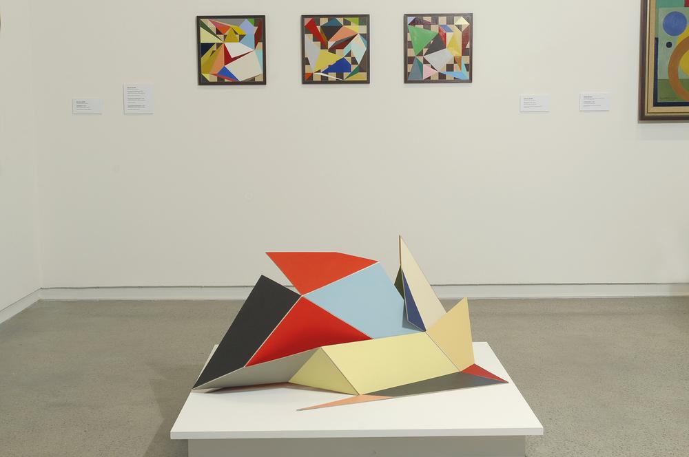 'Cubism and Australian Art'2009  Heide Museum of Modern Art, Melbourne Installation view
