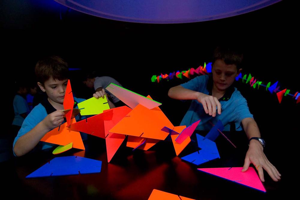 Constructive activity for children 2008  Gallery of Modern Art, Queensland Art Gallery, Brisbane Installation view
