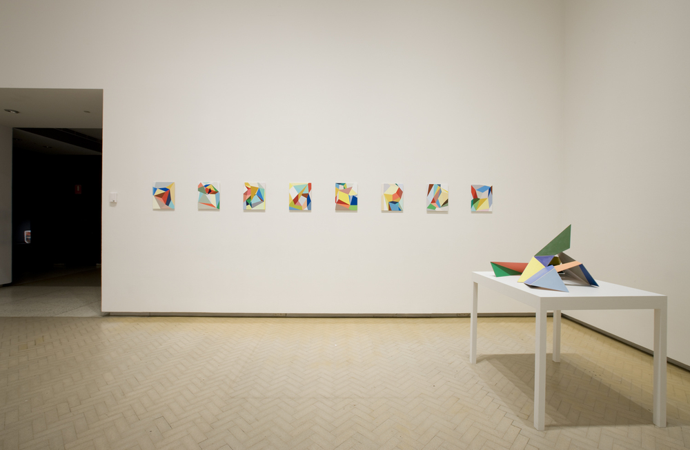 'Primavera'  2008  Museum of Contemporary Art, Sydney Installation view