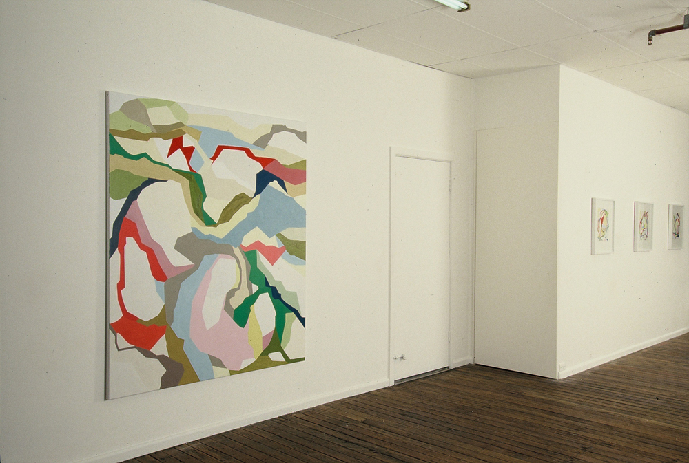 'Gemma Smith'  2003  MOP Projects, Sydney Installation view