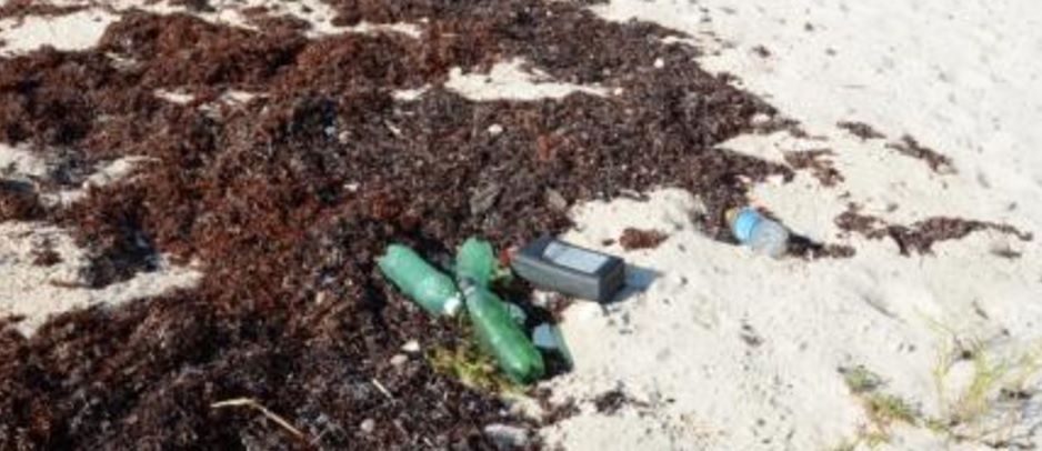 International Coastal Cleanup 2014 - Cayman Islands