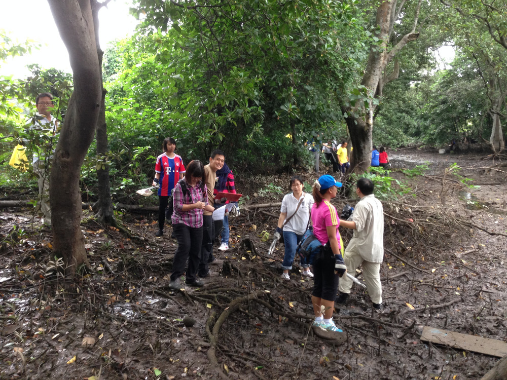 Singapore - Pandan Mangrove - 1.2-volunteers.jpg