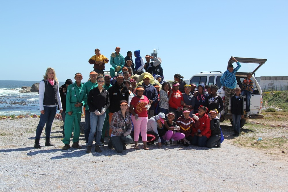 International Coastal Cleanup 2014 - Olifants Estuary Management Forum - South Africa