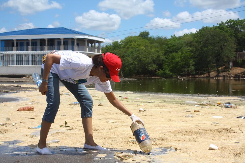 International Coastal Cleanup 2009 - Nicaragua