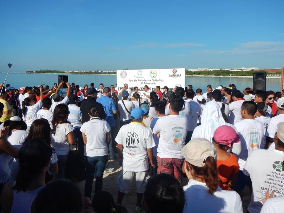 Mexico - Punta Esmeralda in La Riviera Maya - ICC2015 - 3.JPG