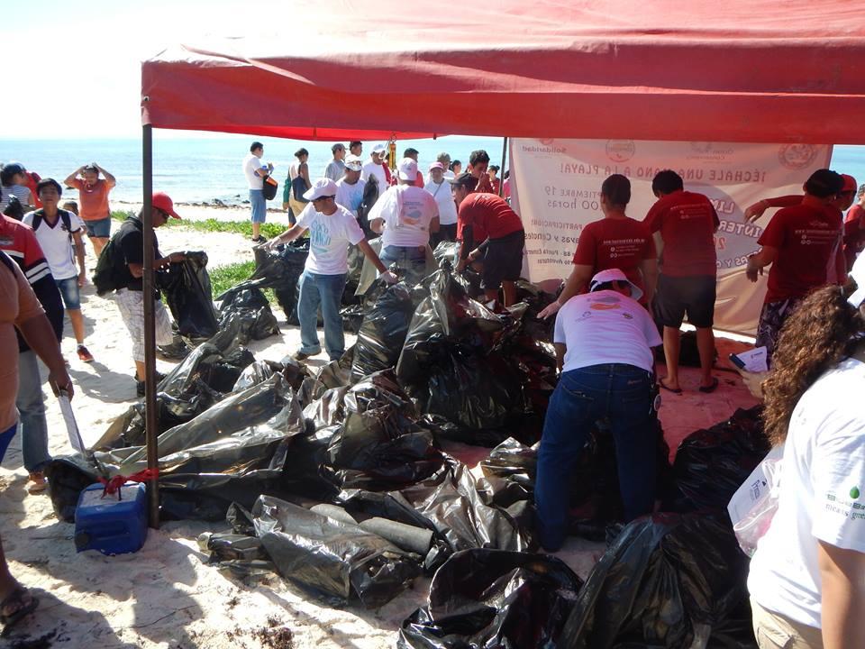 Mexico - Punta Esmeralda in La Riviera Maya - ICC2015 - 5.JPG