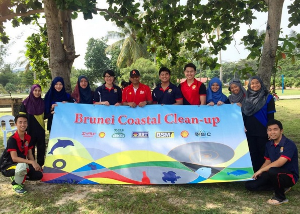 International Coastal Cleanup 2015 - Brunei