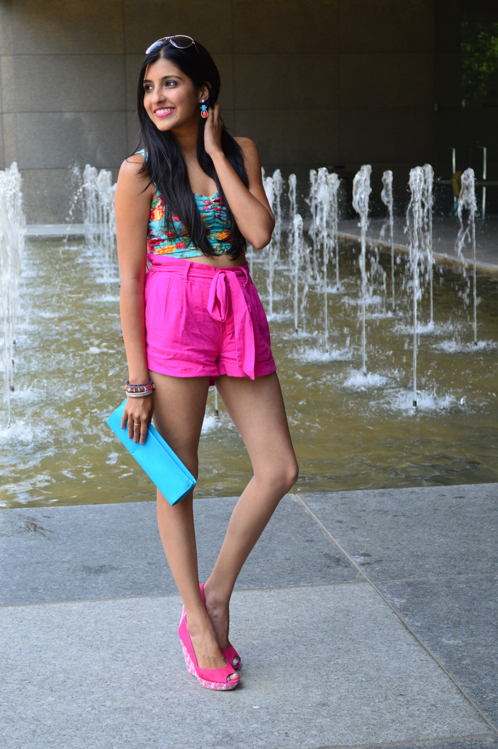 Pink & Blue 5