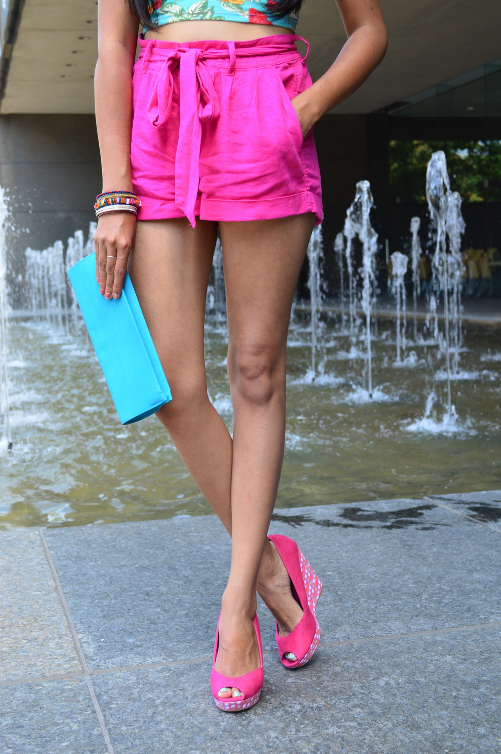 Pink & Blue 8