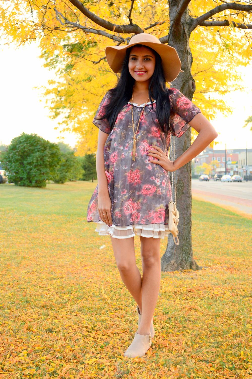 Fall Florals 3
