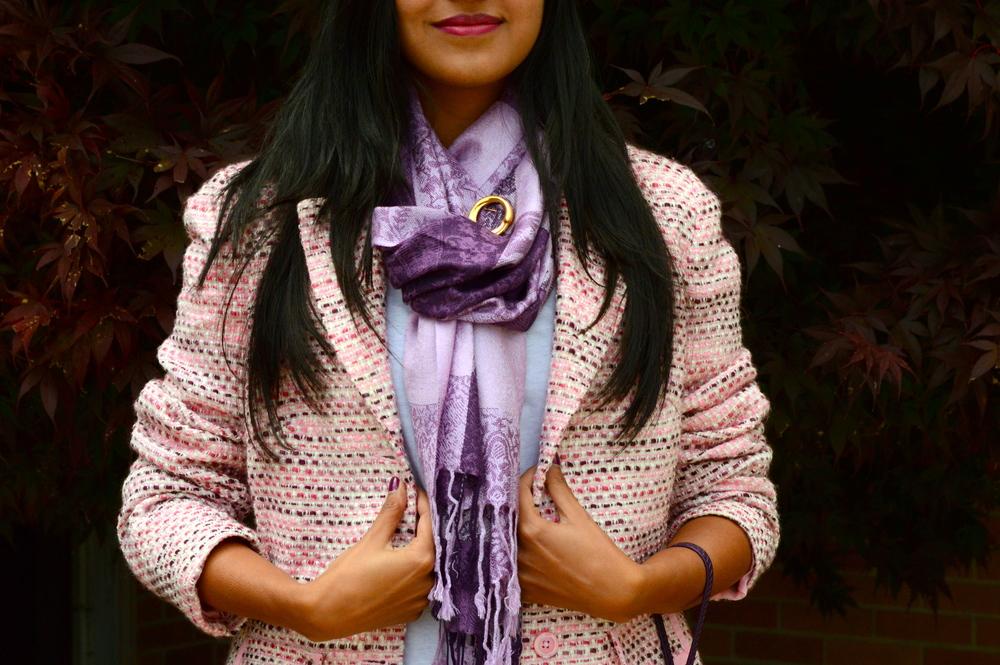 Pink Tweed 6