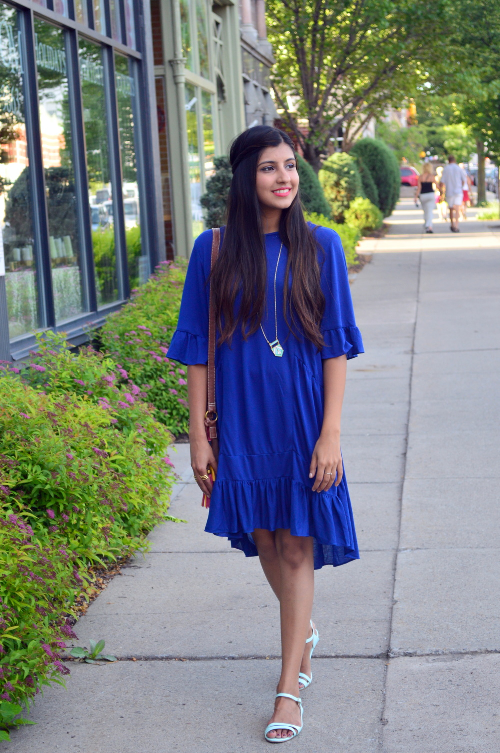 Drop Waist Dress 7