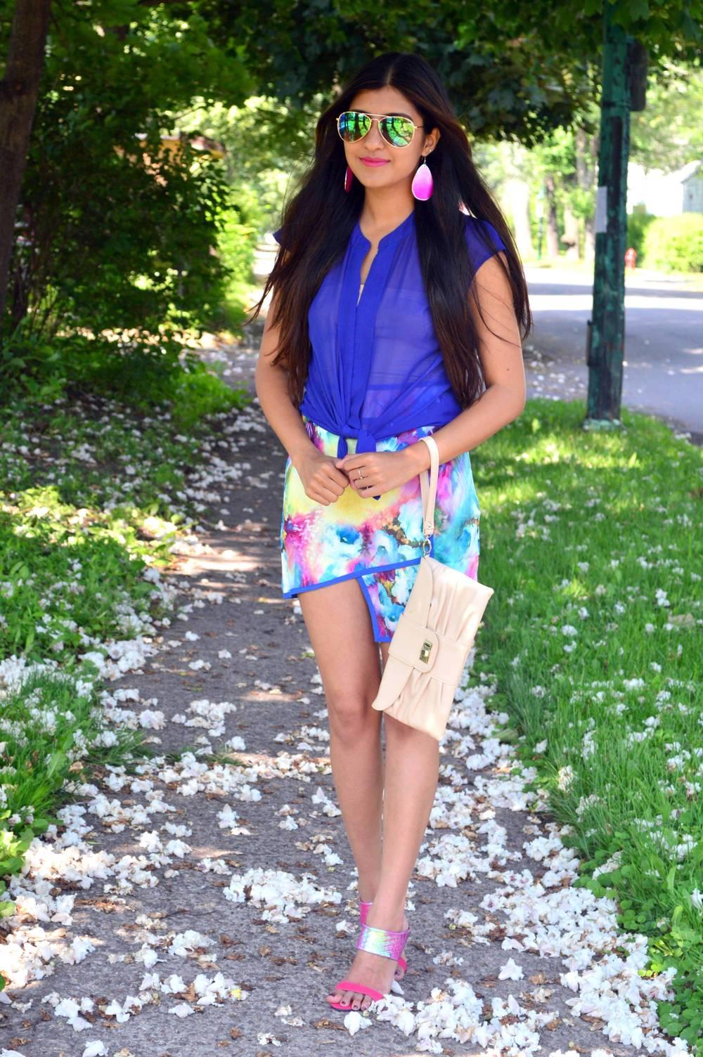 Floral Skirt 6