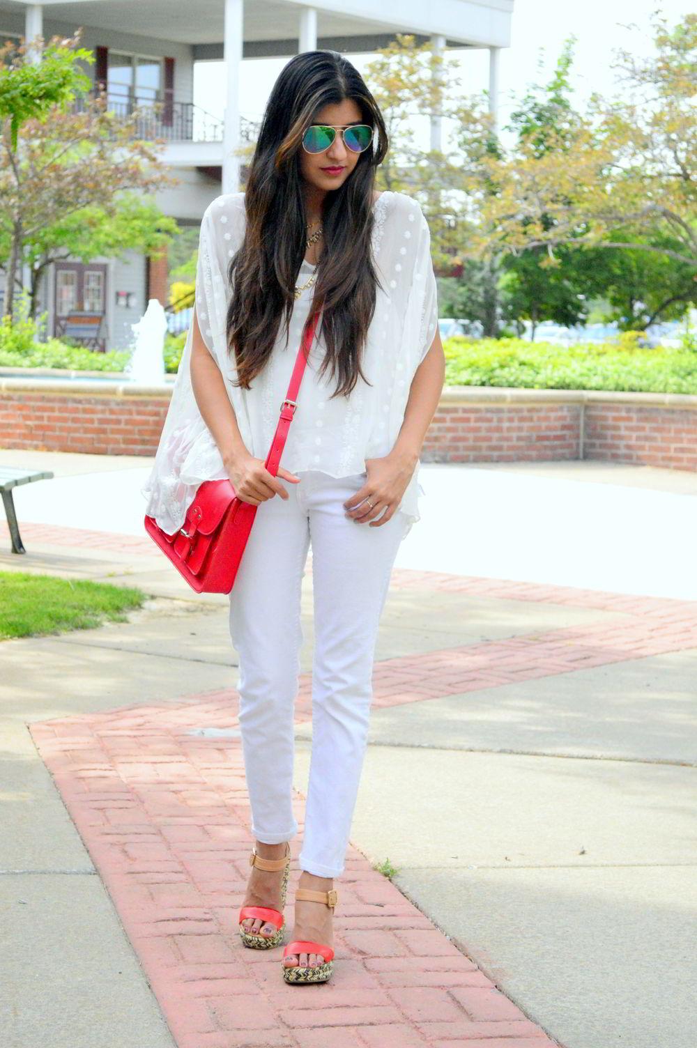 white on white 3