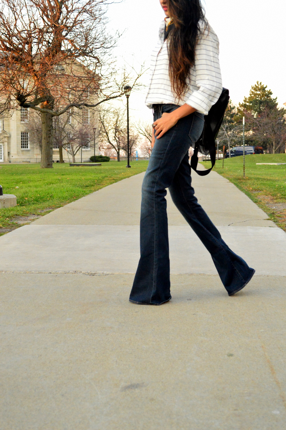 Stripes and Flares 8