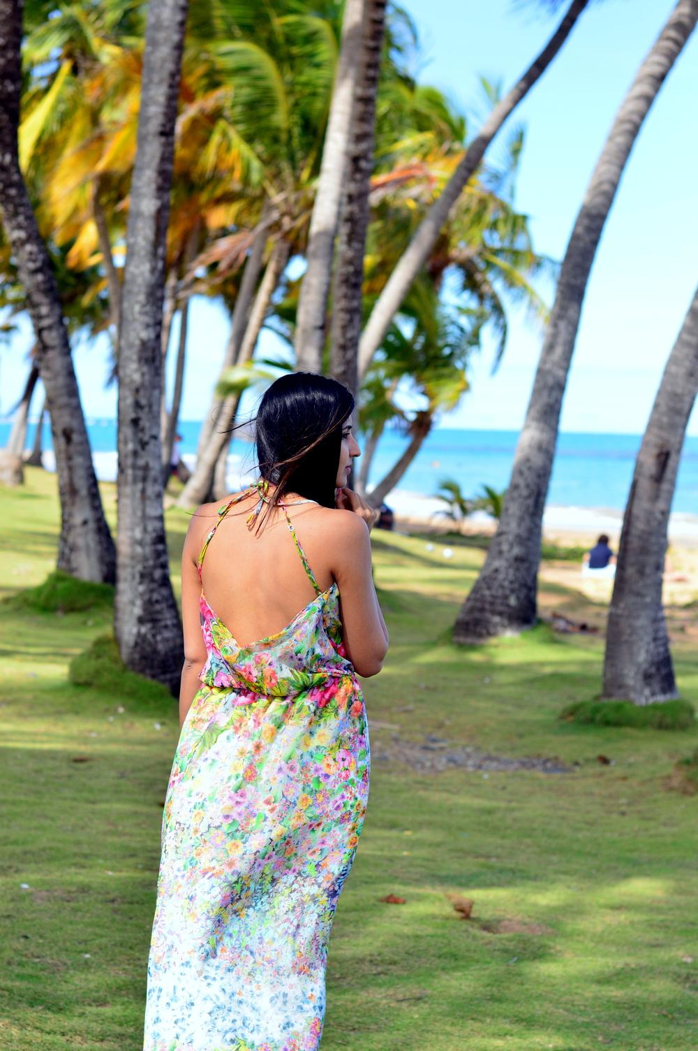 floral maxi dress-puerto rico 7