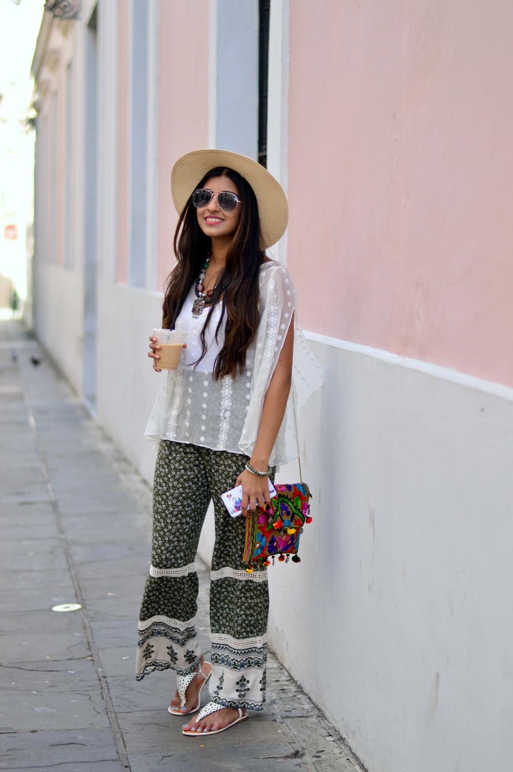 Extrêmement Hippie Chic: Old San Juan, Puerto Rico — Miss Minus Sized LU51